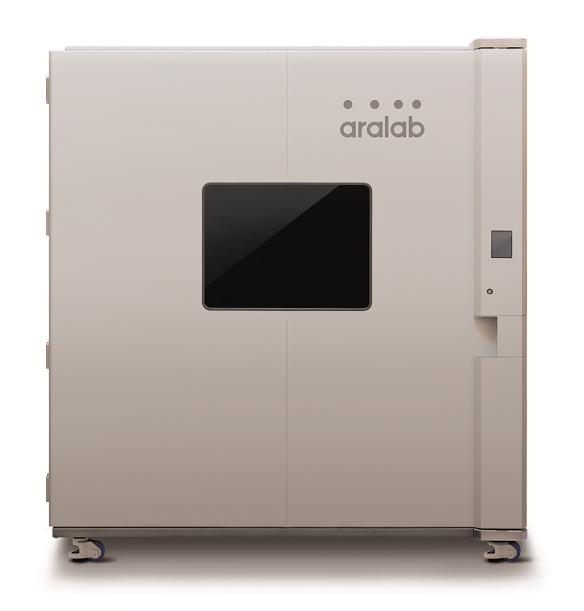 Aralab+TESTING++Climatic+Testing+walk-in+chamber+exterior
